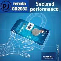 Baterai Renata CR2032 Original