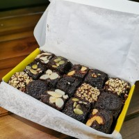 brownies whey protein low calori brownies diet sehat
