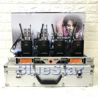 Mic Wireless Sennheiser SKM 9004 - 4 Mic Clip oN