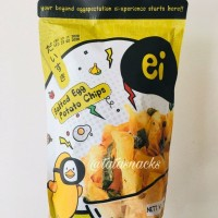 Keripik Ei Salted Egg Potato Chips / Keripik Kentang Salted Egg