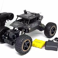 Rc mainan mobil remote control off road rock crawler monster 4x4