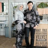 Batik couple sarimbit batik kondangan kebaya - Kemeja