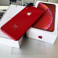 iPhone XR 64GB red Dual Nano sim Second