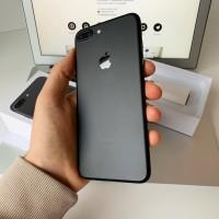iPhone 7 Plus Matte black Second Garansi panjang | 32GB 128GB 256GB