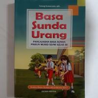 Basa Sunda Urang SD/MI Kelas 3 Kurikulum 2013 Revisi 2017