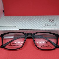 Frame Kacamata Valentino Rudy 3 Clip On Polarized Lensa Anti Radiasi