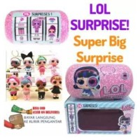 Lol Super Big Surprise Under Wraps Series 3D Glasses