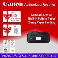 Printer Canon Pixma TS9570 Print, Scan, Copy A3 Wifi Lan ADF Duplex