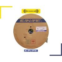 Canare L2B2AT L-2B2AT Original Roll 200M Kabel Audio Balanced Mic