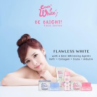 Everwhite Be Bright! Face Series Set / Ever White Bright Cream Per