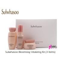 Sulwhasoo Bloomstay Vitalizing Kit (3Items) Kode 785