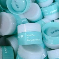 Laneige Mini Pore Water Clay Mask Travel Size 10 Ml ( Waterclay