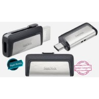 Sandisk Ultra Dual Drive Usb Type-C 64Gb Flashdisk Otg Type C Kode 64