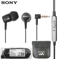 Original 100% Sony Xpreia MH750 Bass Earphone With Microphone Headset