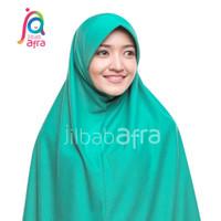 Jilbab Afra Beria Hijau Tosca Tua Bergo Arfa Hijab Instant