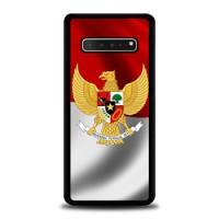 Hardcase Samsung Galaxy S10 5G Garuda Pancasila P0538 Case Cover