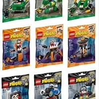 LEGO Mixels Mixels Series Complete Sets 23411 AP