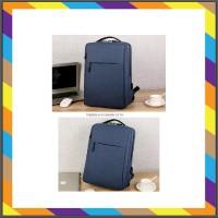 tas pria - inch 15.6 Ransel Waterproof Laptop with 14 USB Port Tas Bac