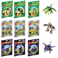 LEGO Mixels Mixels Series Complete Sets 33222 AP