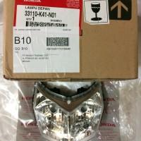 Reflektor - Head lamp - Lampu Depan HONDA SUPRA X 125 FI original