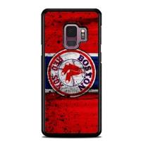 Hardcase Samsung Galaxy S9 Boston Red Sox Grunge Baseball Clu