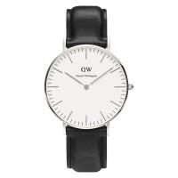 Daniel Wellington Classic Sheffield DW00100053 White Dial Black