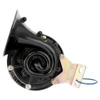Klakson Keong Elektrik Suara Keras 300db 12V / 24V Warna Hitam untuk