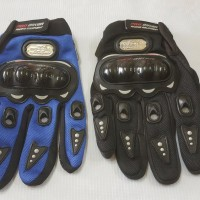 Glove pro biker