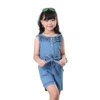 Setelan Anak Perempuan Denim IFL20 410 by Inficlo Bandung