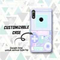 Custom Case Samsung Note 5 7 FE 8 9 10 GAMEBOY NINTENDO 4 Casing