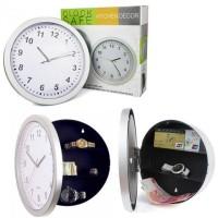 Safe Clock - Brankas Unik Bentuk Jam Dinding