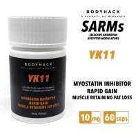 YK11 10MG BODYHACK SARMS SARM
