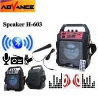 SPEAKER BLUETOOTH ADVANCE H-603