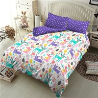 Bed Cover Kintakun Dluxe - BAMBI - 180x200 (King)
