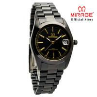 Premium Watch Original Mirage Jam Tangan Wanita TS195M Hitam