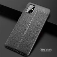 Vivo V19 Soft Case Autofocus Leather