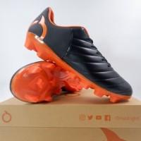 Sepatu Bola Ortuseight Cygnus FG Black Ortrange 11010173 Original BNIB