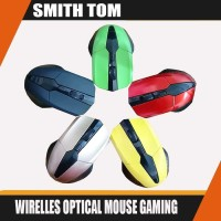 WIRELLES OPTICAL MOUSE GAMING