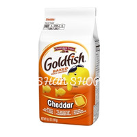 Goldfish Baked snack Crackers ceddar chesse 187 Gr