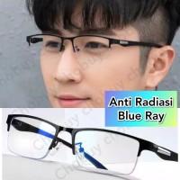 COD Kacamata Anti Radiasi Blue Ray komputer TV HP laptop bisnis