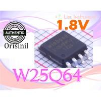 ORIGINAL W25Q64FW W25Q64 25Q64FWSIG 1.8V 64M Bit Flash Memory Winbond
