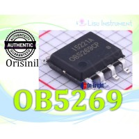 ORIGINAL OB5269CPA OB5269 High Voltage PWM Controller SOP-8 On-Bright