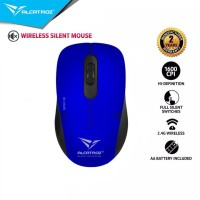Alcatroz Mouse Stealth Air 3 - Blue