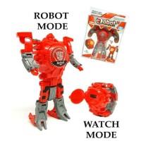 Jam Tangan Anak Anak Robot Transformer