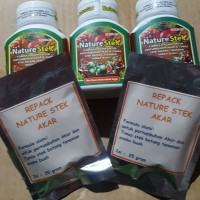 Nature Stek Serbuk Re-packing 25 Gr