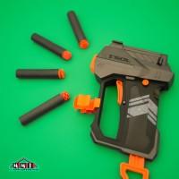 Tembakan Mini Gun Nerf AR Gun - Virtual Game Gun
