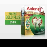 Anlene Gold Coklat, 650gr