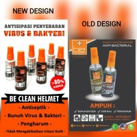 Disinfectant / anti septic / Parfum Helm Be Clean