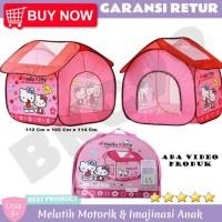 B37 Mainan Anak Perempuan Tenda Rumah Rumahan Anak Karakter Murah