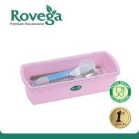 Tempat Sendok Storage Cutlery Box Rak Sendok Garpu Rovega CHS1018